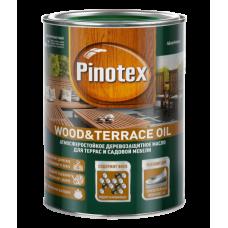 Pinotex Wood & Terrace Oil / Пинотекс Вуд энд Террас Оил деревозащитное масло для дерева и террас