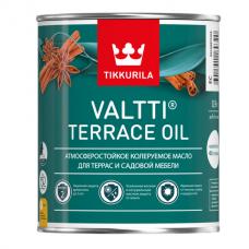 Tikkurila Valtti Terrace Oil / Тиккурила Валтти Террас Ойл атмосферостойкое колеруемое масло