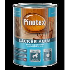 Pinotex Lacker Aqua 70 / Пинотекс Аква Лак на водной основе для стен и мебели глянцевый